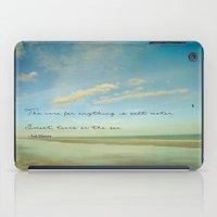 Sea Shore iPad Case