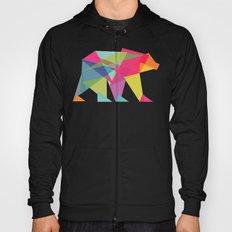 Fractal Bear - Neon Colo… Hoody