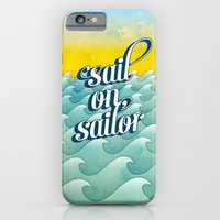 Sail on sailor, iPhone 6 Slim Case