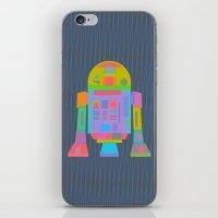 OrTwoDeeTwo  iPhone & iPod Skin