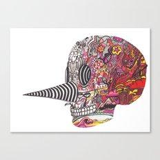 Skull 112415 Canvas Print