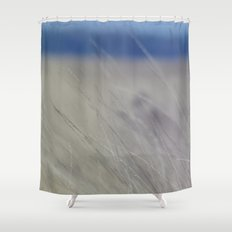 over water. Shower Curtain