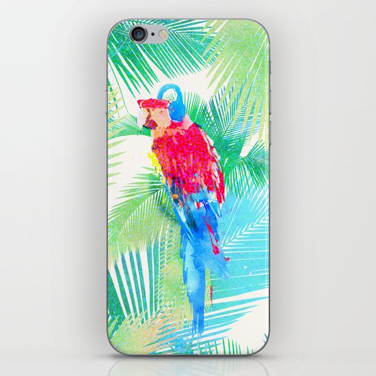 Tropical Party iPhone & iPod Skin