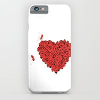 Valentine's Heart iPhone 6 Slim Case
