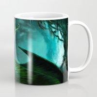 Aztec Dragon (older Work… Mug