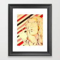 Summer Of '75 Framed Art Print
