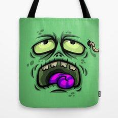 ZOMBIE HORROR Tote Bag