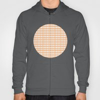 LINES In APRICOT Hoody
