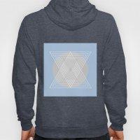 Everything belongs to geometry #7 Hoody