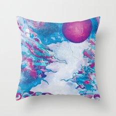 Enrapture Throw Pillow