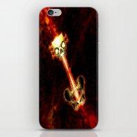 WICKED BASE - 128 iPhone & iPod Skin
