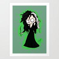 Bellatrix Art Print