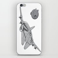 Centenium Falcon iPhone & iPod Skin