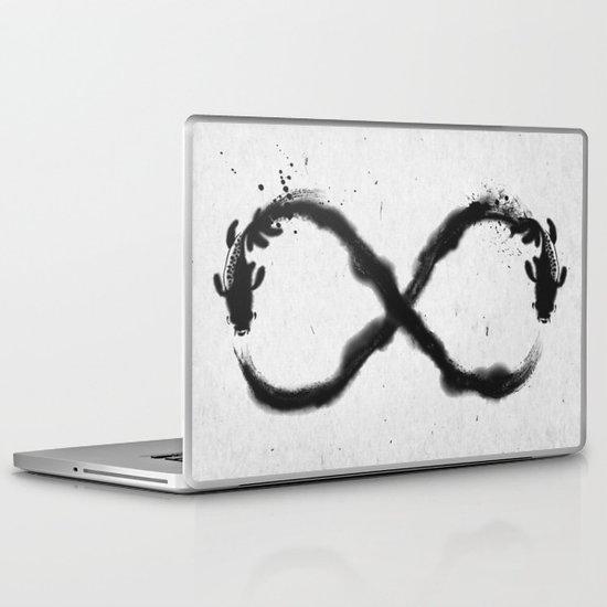 Forever Koi Laptop & iPad Skin