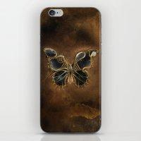 The Clockwork Music - fig.4 iPhone & iPod Skin