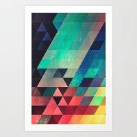 Whw Nyyds Yt Art Print