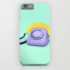 Telephone Banana iPhone 6 Slim Case
