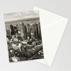 Melbourne City Stationery Cards