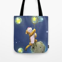 Stars Shepherd Tote Bag