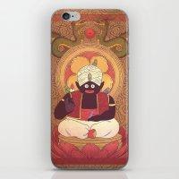Enlightened Mr. Popo iPhone & iPod Skin