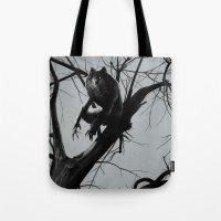 Werewolf Tote Bag
