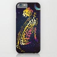 Space Leopard iPhone 6 Slim Case