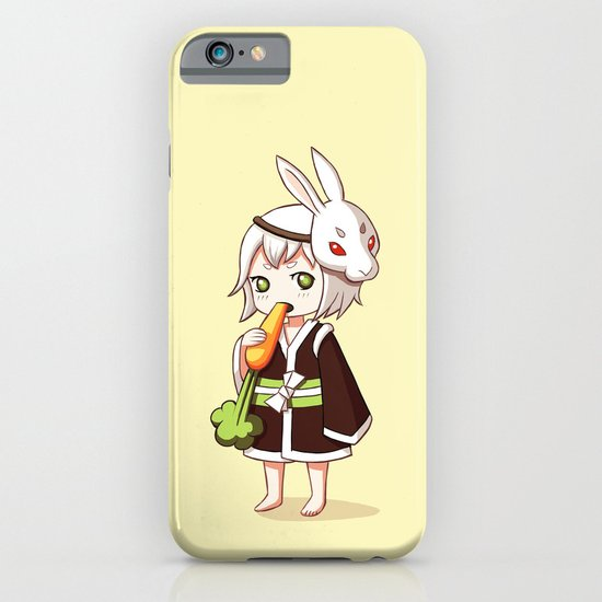 Bunny Mask iPhone & iPod Case
