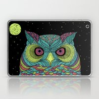 The Mystique Owl Laptop & iPad Skin