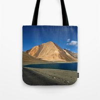 Road To The Blue! Tote Bag