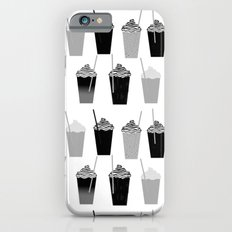 Coffees - Black And Whit… iPhone 6 Slim Case