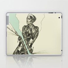 Queen of Carbon II Laptop & iPad Skin