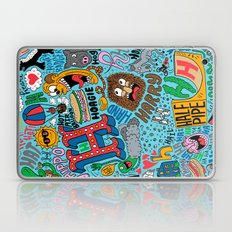 H Pattern Laptop & iPad Skin