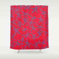 Star Bright Shower Curtain