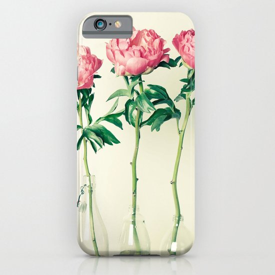 Peony No. 3 iPhone & iPod Case
