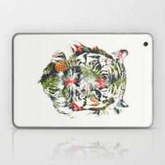 Tropical tiger Laptop & iPad Skin