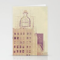 Patron. Los Angeles Holl… Stationery Cards