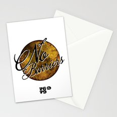 No Barriers Stationery Cards