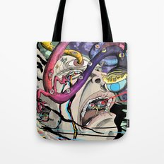 Total Freak Out Tote Bag