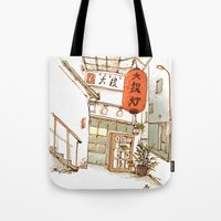 Tokyo Izakaya Tote Bag