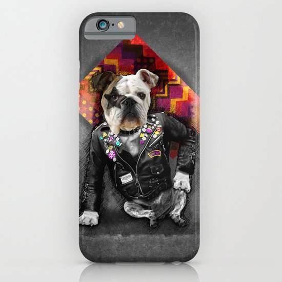 Bad Dog iPhone & iPod Case