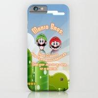 Super Mario Bros. Drain … iPhone 6 Slim Case