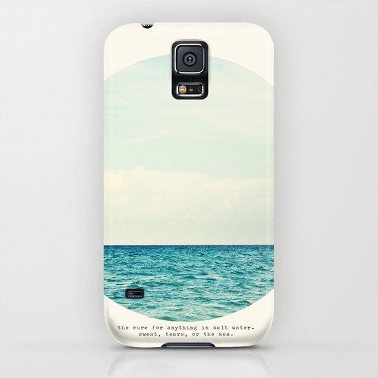 Salt Water Cure iPhone & iPod Case