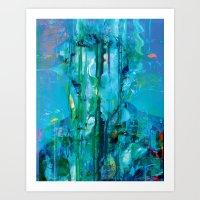 Untitled 20140708e Art Print
