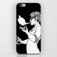 Flamespitter iPhone & iPod Skin