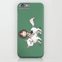 iPhone & iPod Case featuring Princess Mononoke II by Peach Momoko
