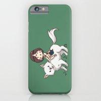 Princess Mononoke II iPhone 6 Slim Case