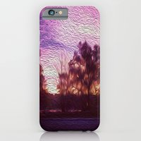 Pink Sunrise iPhone 6 Slim Case