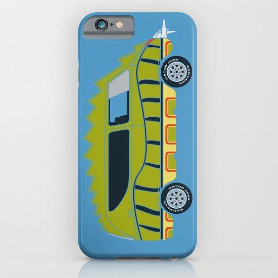 Death Race 2000 Alligator Van iPhone & iPod Case