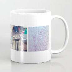 Squares #1: Berlin / Winter Mug