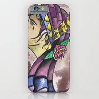 iPhone & iPod Case featuring Gypsy Princess  by Brian J Farrell